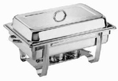 HUUR CHAFING DISH (INCL 2 POTJES BRANDPASTA)
